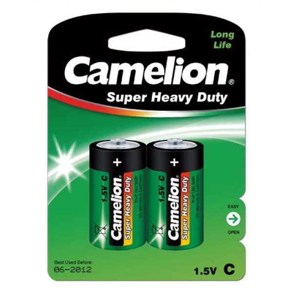 Baterija Super Heavy duty R-14 /C/ BP2 Camelion